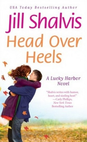 Book Review: Jill Shalvis' Head Over Heels