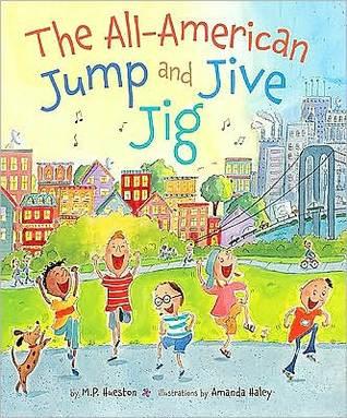 The All-American Jump and Jive Jig  by  M.P. Hueston