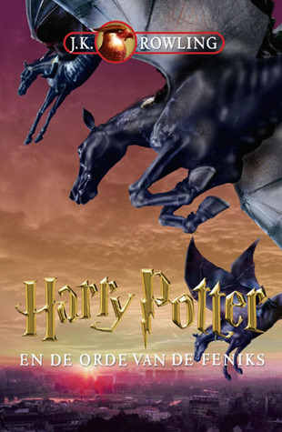 Harry Potter en de Orde van de Feniks (Harry Potter, #5)