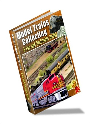 Model Train Collecting  by  Lou Diamond