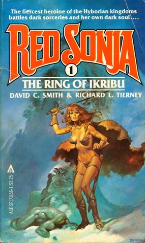 The Ring of Ikribu (Red Sonja, Book 1)