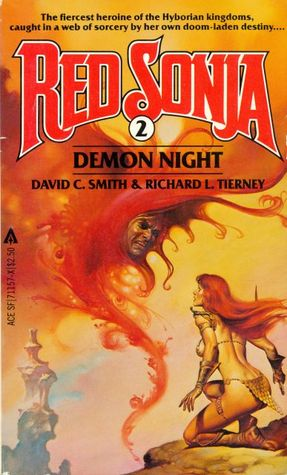 Demon Night (Red Sonja, #2)