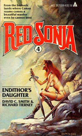 Endithor's Daughter (Red Sonja, #4)