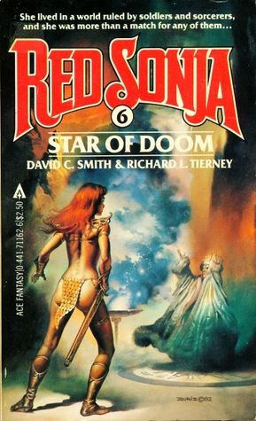 Star of Doom (Red Sonja, #6)