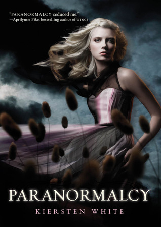 Paranormalcy (Paranormalcy #1) – Kiersten White