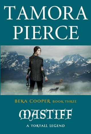 Book Review: Mastiff by Tamora Pierce