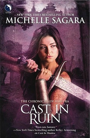 Book Review: Michelle Sagara's Cast in Ruin
