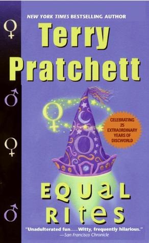 Book Review: Equal Rites by Sir Terry Pratchett