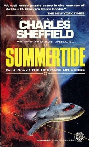 Summertide (Heritage Universe #1) - Charles Sheffield