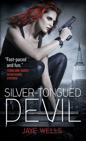 Book Review: Jaye Wells' Silver-Tongued Devil