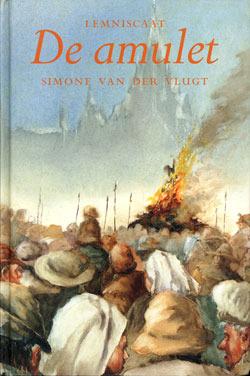 De Amulet Book Cover