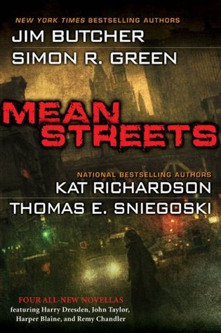 Book Review: Jim Butcher's Mean Streets