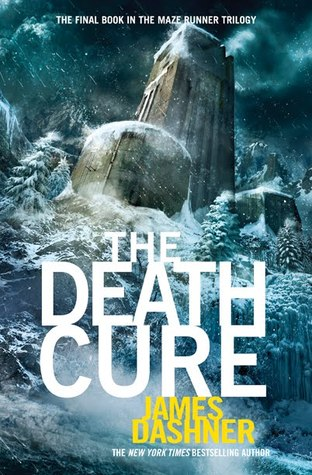 The Death Cure (Maze Runner, #3)