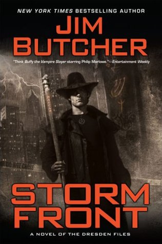 Book Review: Jim Butcher's Storm Front
