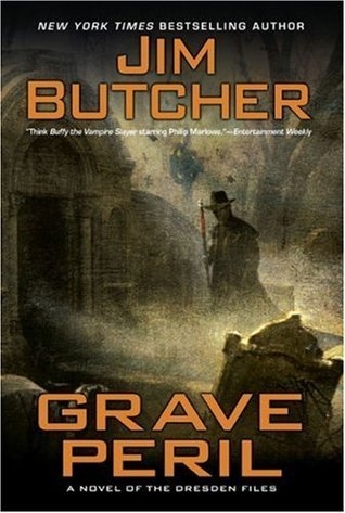Book Review: Jim Butcher's Grave Peril