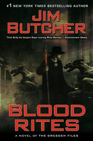 Book Review: Jim Butcher's Blood Rites