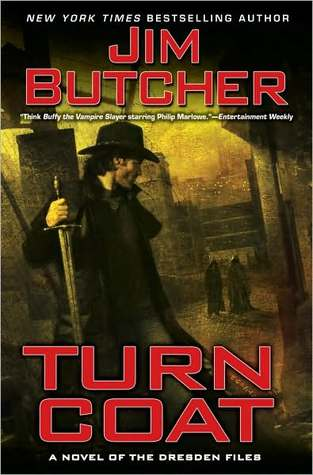Book Review: Jim Butcher's Turn Coat