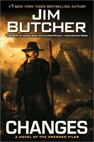 Book Review: Jim Butcher's Changes