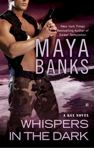 Book Review: Maya Banks' Whispers in the Dark