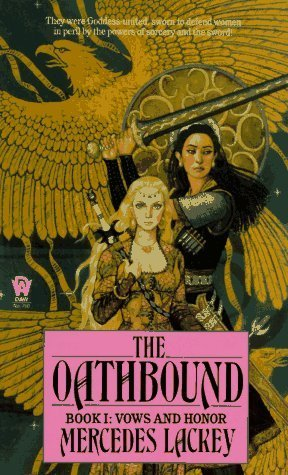 Cover: The Oathbound (Mercedes Lackey)
