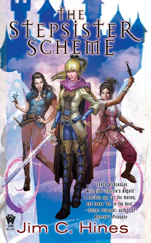 The Stepsister Scheme (Princess, #1)