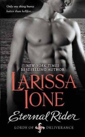 Book Review: Larissa Ione's Eternal Rider