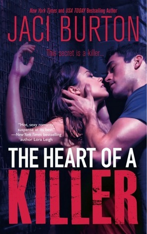 Book Review: Jaci Burton's Heart of a Killer
