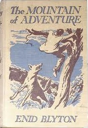 The Mountain of Adventure (Adventure #5)  by Enid Blyton />