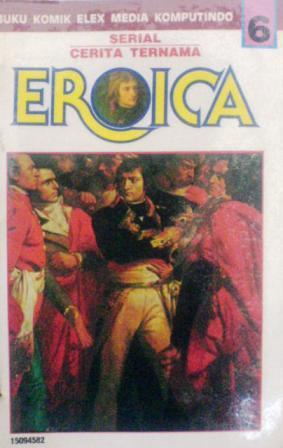 Eroica Vol. 6 Riyoko Ikeda