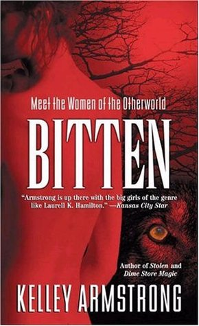Bitten (Otherworld #1)