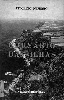 Corsário das IIhas  by  Vitorino Nemésio