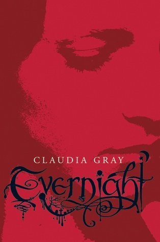 Evernight by Claudia Gray book cover