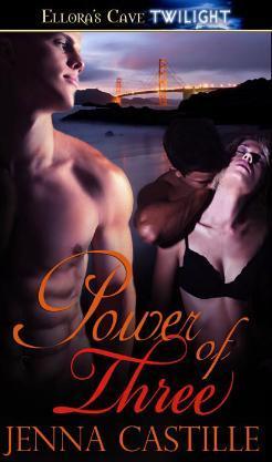 Power of Three  by  Jenna Castille