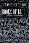 Books of Blood: Volumes One to Three (Books of Blood #1-3)