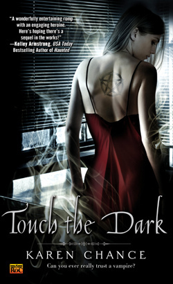 Book Review: Karen Chance's Touch the Dark
