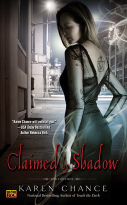 Book Review: Karen Chance's Claimed by Shadow