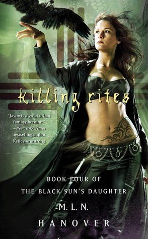 Urban Fantasy Review: 'Killing Rites' by M L N Hanover