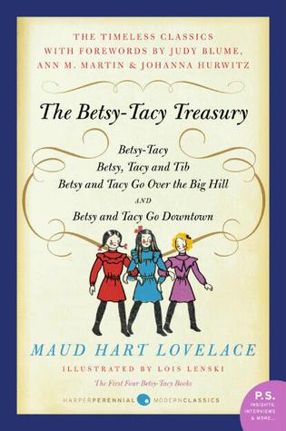Betsy Tacy Treasury