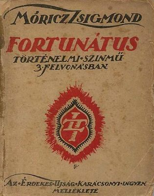 Fortunatus Zsigmond Móricz