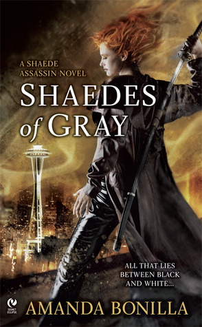 Book Review: Amanda Bonilla's Shaedes of Gray