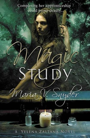 Magic Study – Maria V Snyder