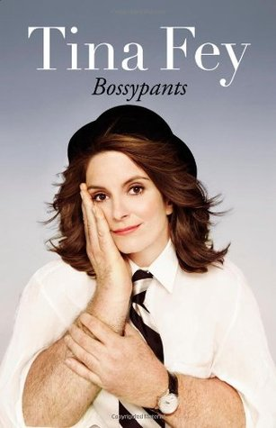Book review | Bossypants by Tina Fey | 3 stars