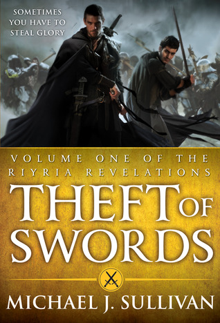 Theft of Swords (The Riyria Revelations, Vol 1)