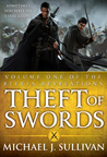 Theft of Swords (The Riyria Revelations, #1)