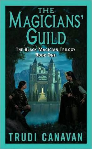 Magician's Guild US cover