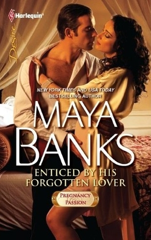 Book Review: Maya Banks' Enticed by His Forgotten Lover