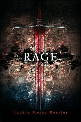 Rage (Riders of the Apocalypse, #2)