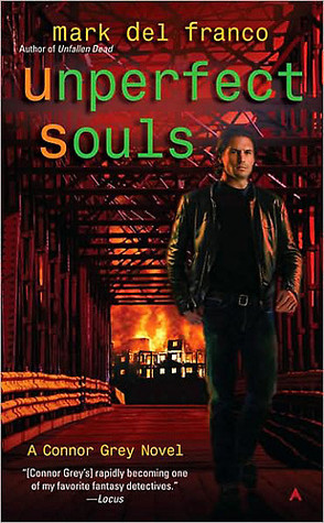Book Review: Mark del Franco's Unperfect Souls