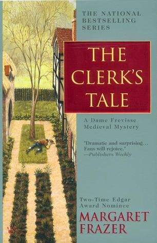 Book Review: Margaret Frazer's Clerk's Tale