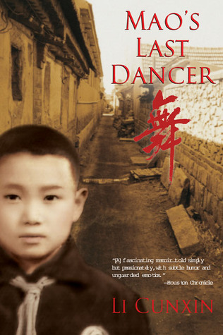 Mao's Last Dancer goodreads book autobiography